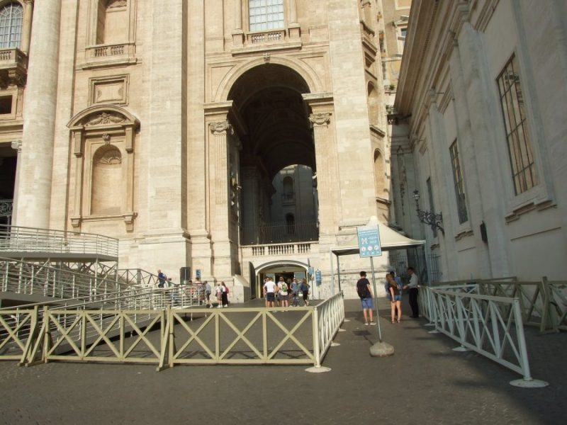 Rollstuhl mieten Rom