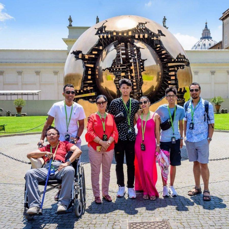 Wheelchair friendly Vatican tour