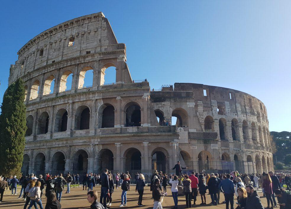 Colosseun rollstuhlverleih