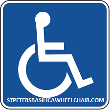 St Peter's Basilica Wheelchair