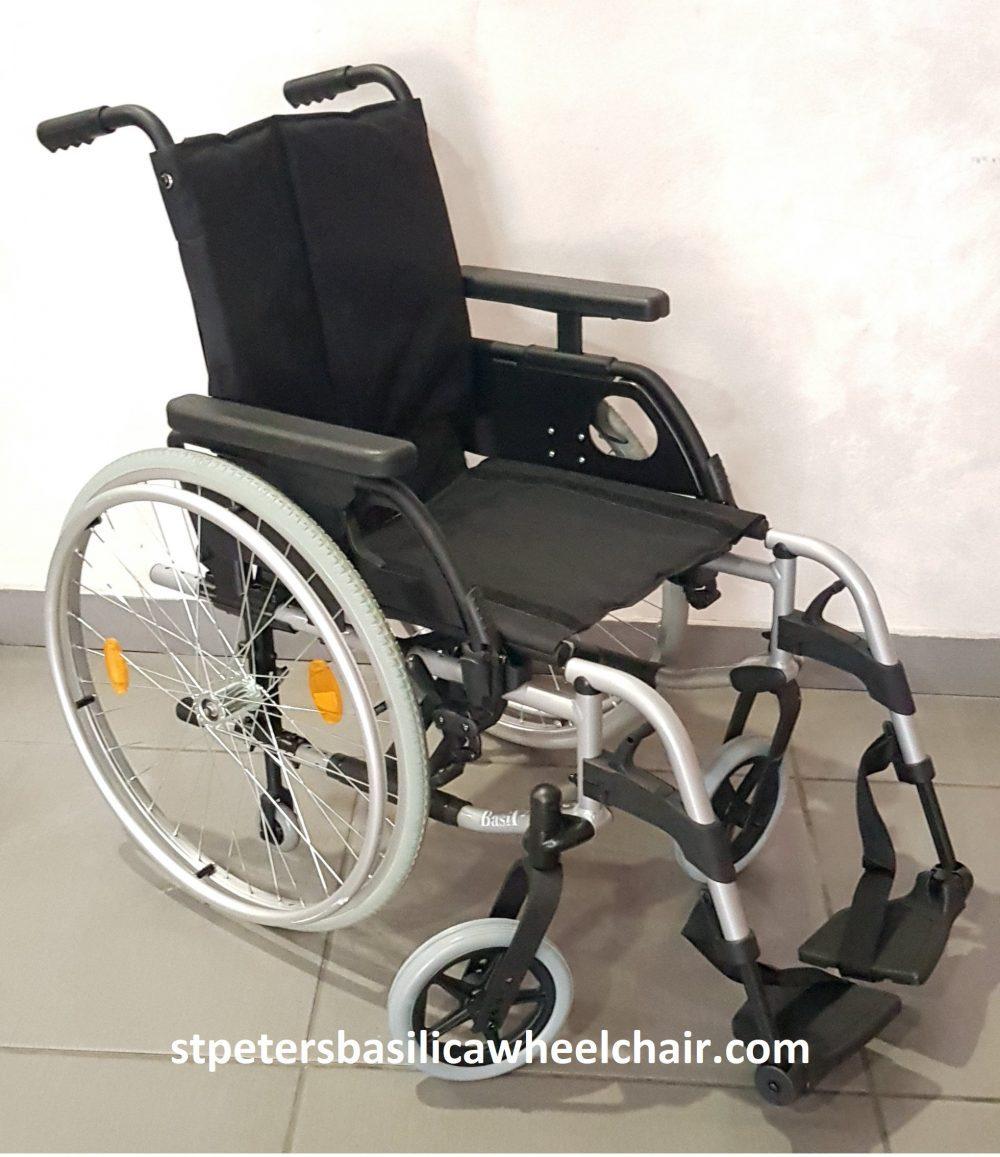 Alquiler de silla de ruedas