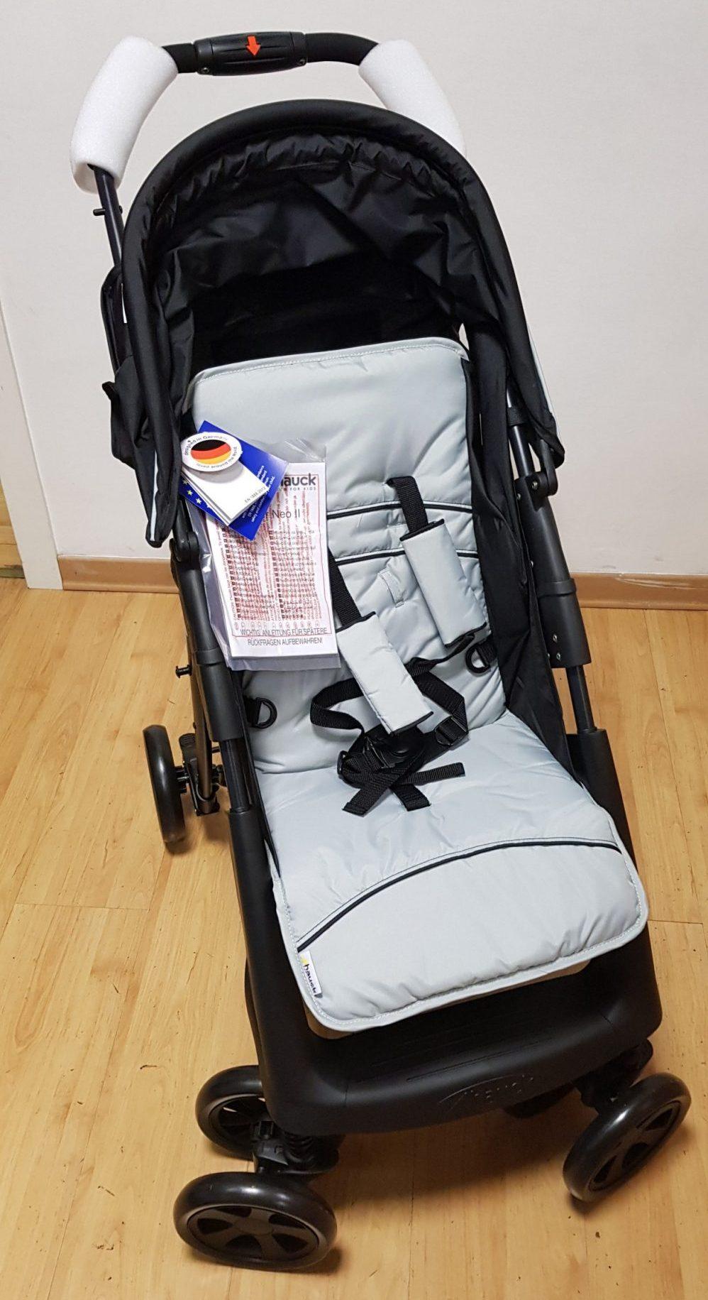 Aluguel de carrinho de bebê